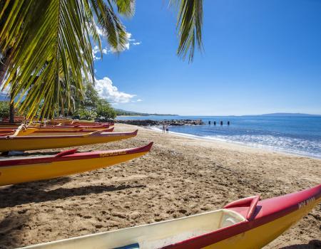 Koa Resort Beach