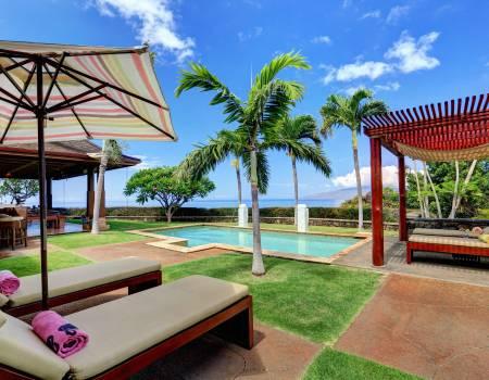 Maui Luxury Vacation Rental, Oceanview