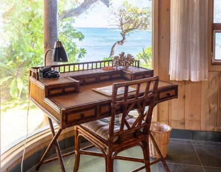 Hawaii Vacation Rental Home Office
