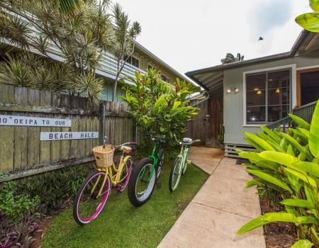 North Shore Oahu Vacation Rental, Haleiwa