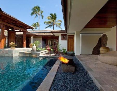 luxury laie vacation rental