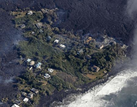 2018 kilauea eruption leilani estates