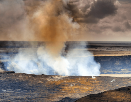 mauna kea volcano
