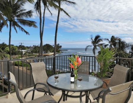 Prince Kuhio 401 kauai vacation rental