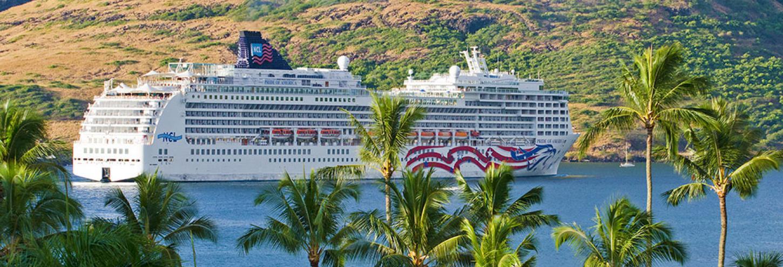 Lihue Nawiliwili Cruise Ship