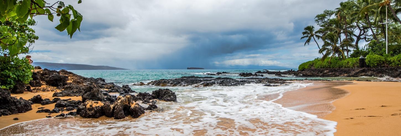 Makena Maui Secret Beach