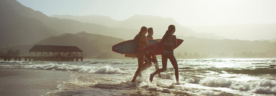 Kauai Surfboard Rentals