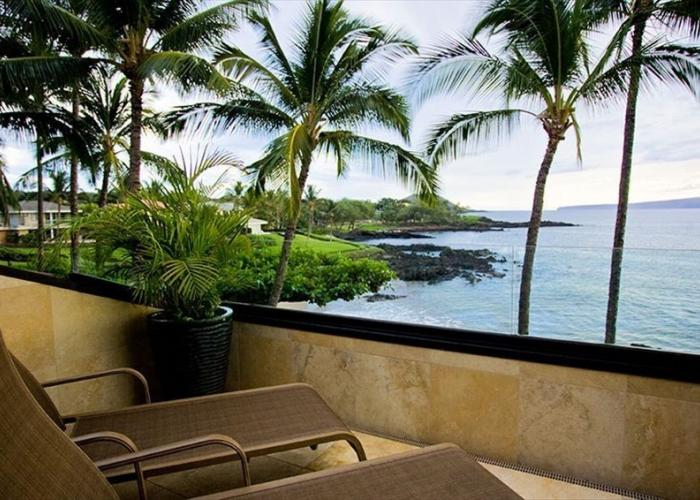 Lanai off master with views