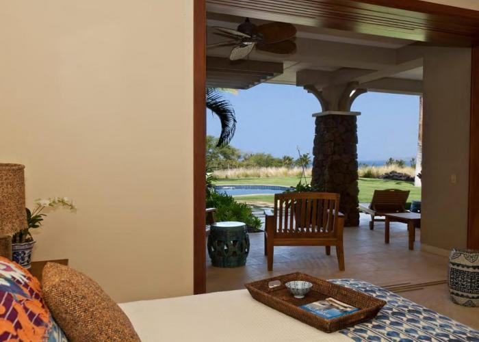 2nd Master bedroom lanai view