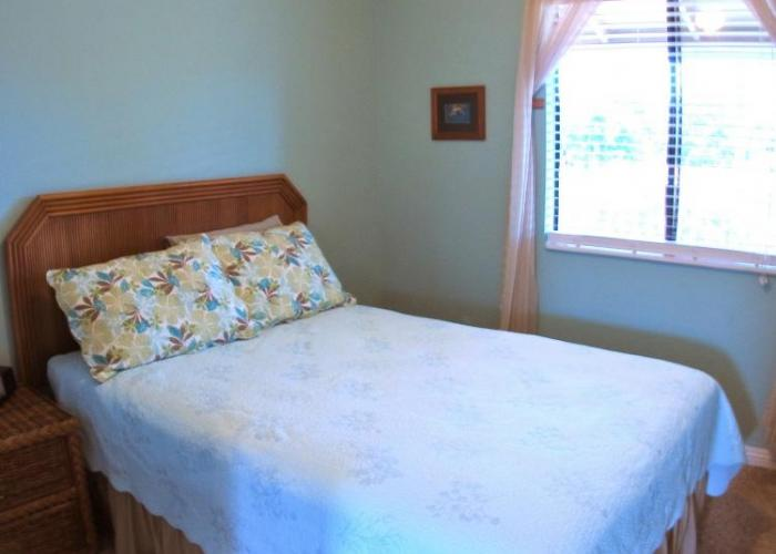 Upper full bedroom