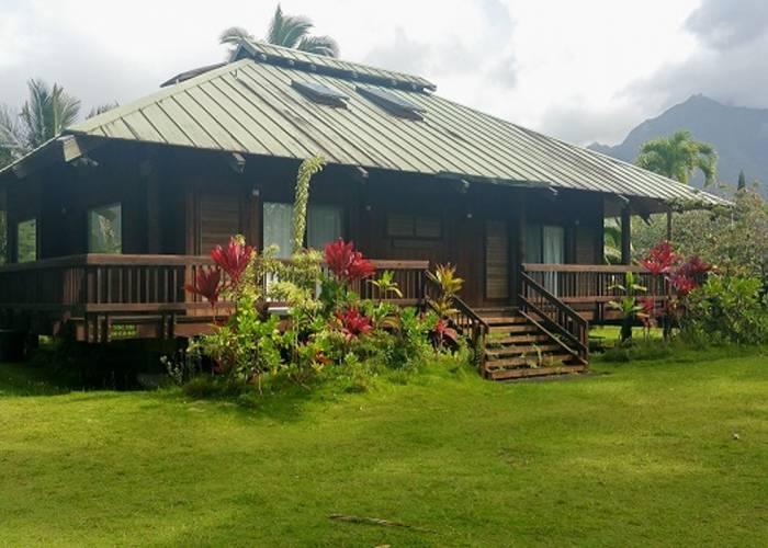 Exterior with mountain views of Bali Hai