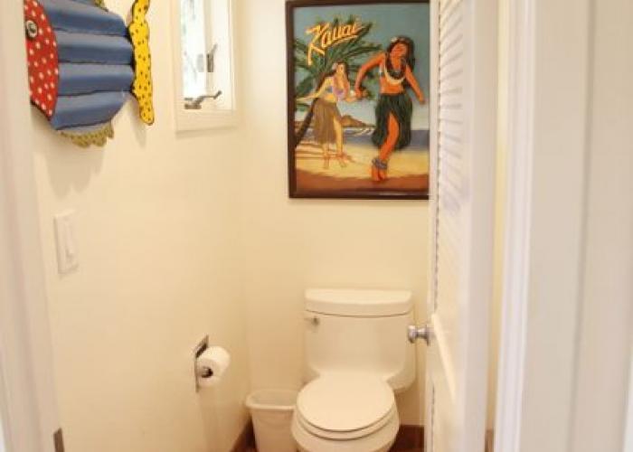 Kid's bathroom toilet