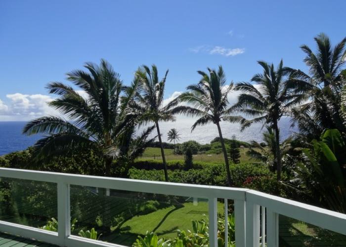 Views from upper lanai