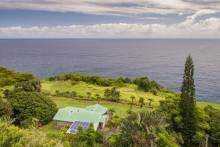 Hawaii Vacation Rental Home, Solar Power