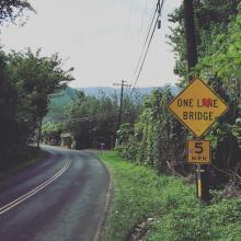 One 'love' bridge