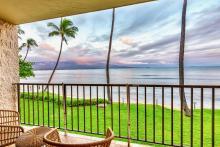 Kanai A Nalu Maui Vacation Rental - Lanai