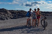 kipukapuaulu biking trail