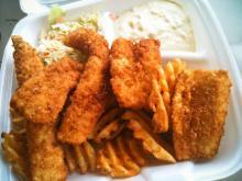Big island fresh fish