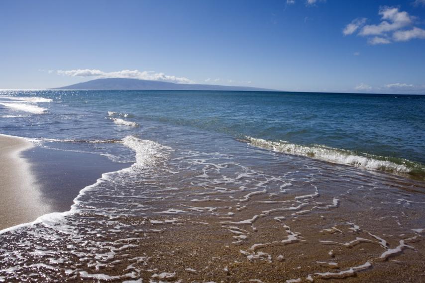 lopa beach lanai kauai