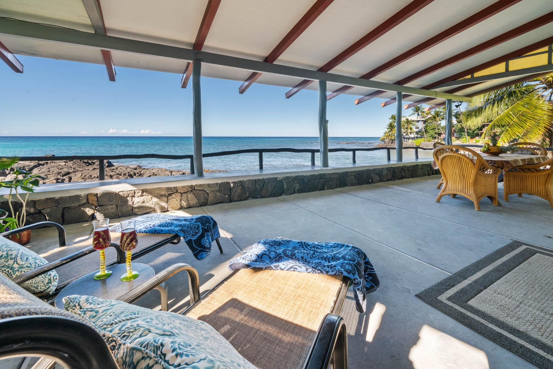 Best Ocean view rentals Big Island, Hawaii