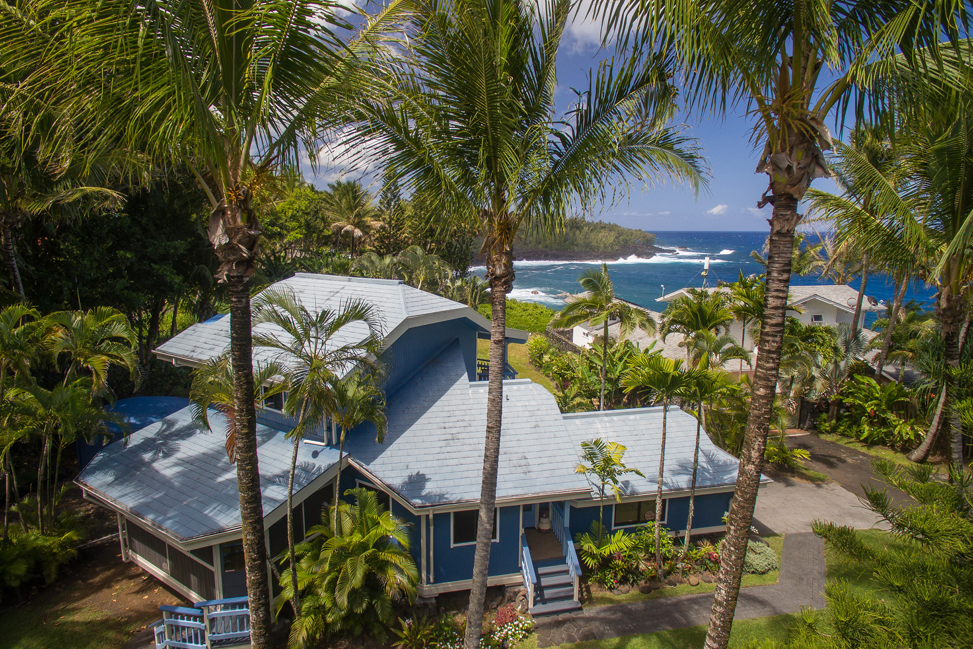 Hawaii Vacation Rental Home, Best Ocean view homes big island hawaii