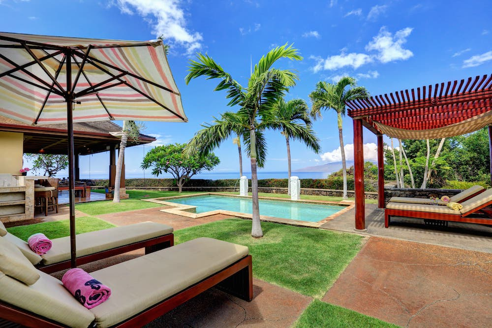 aloha spirit maui vacation rental
