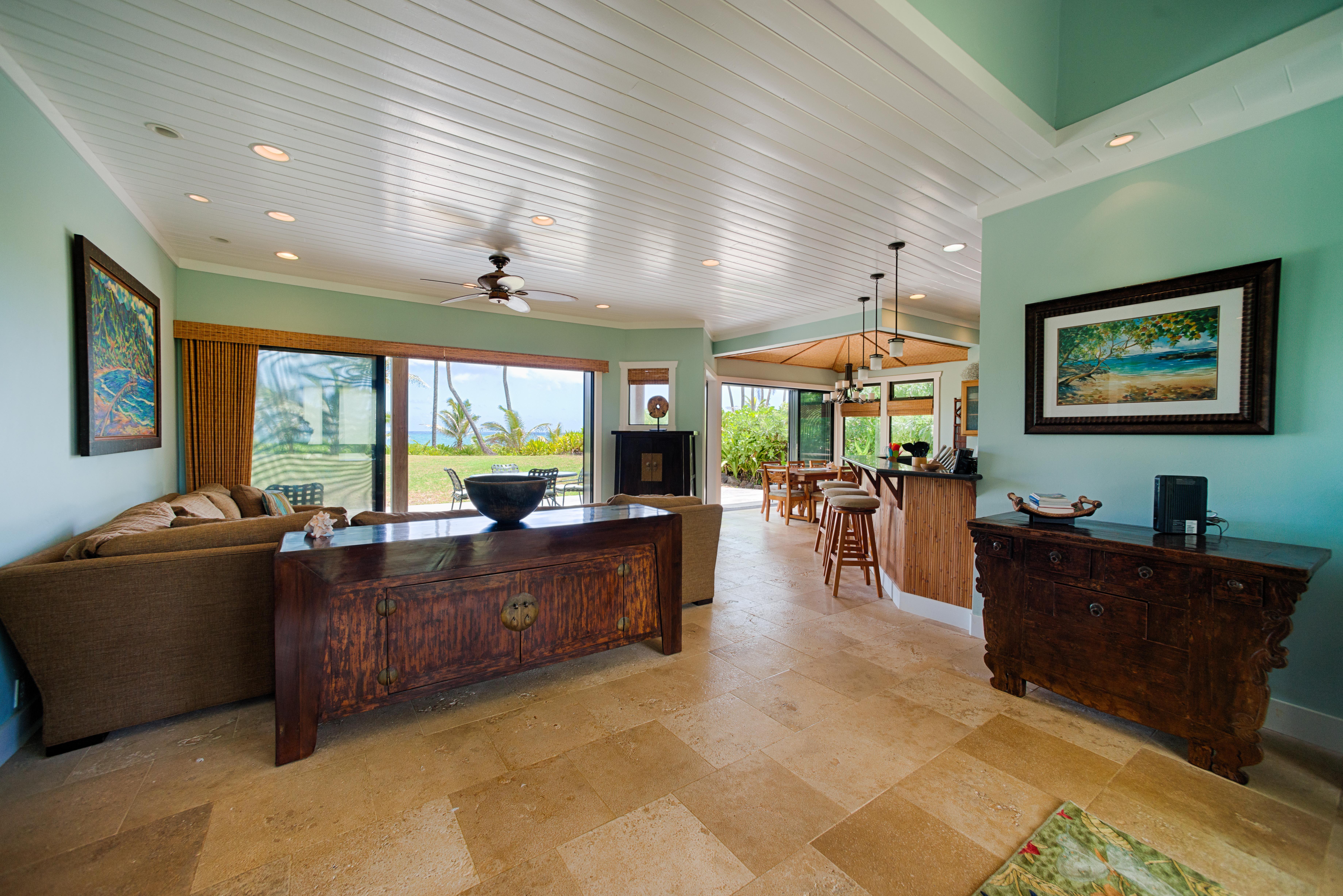 anahola vacation rental kauai