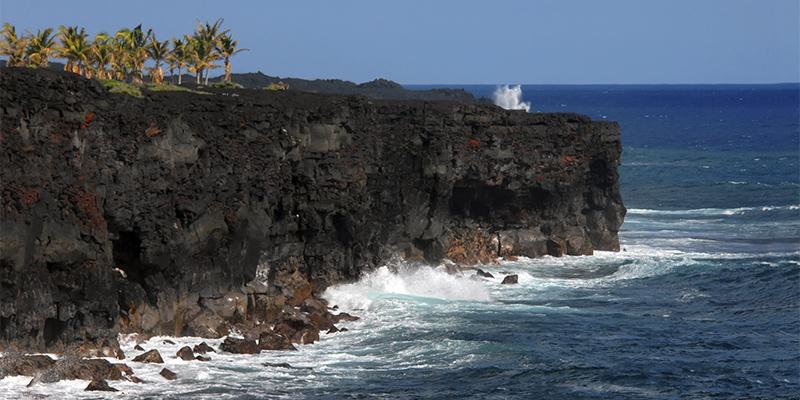 Big Island Coastline