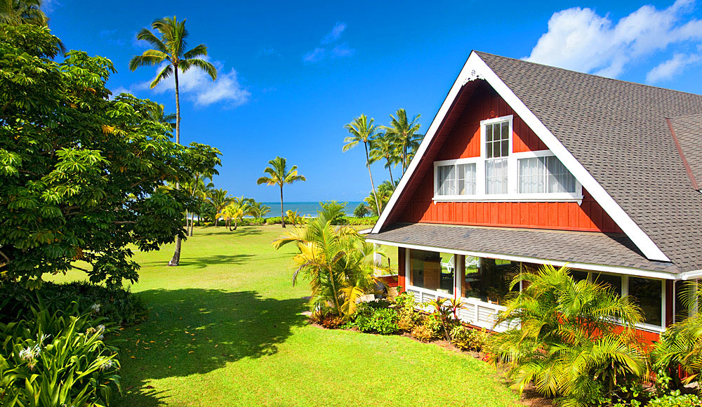The Hanalei Faye House Vacation Rental In Hanalei Hawaii