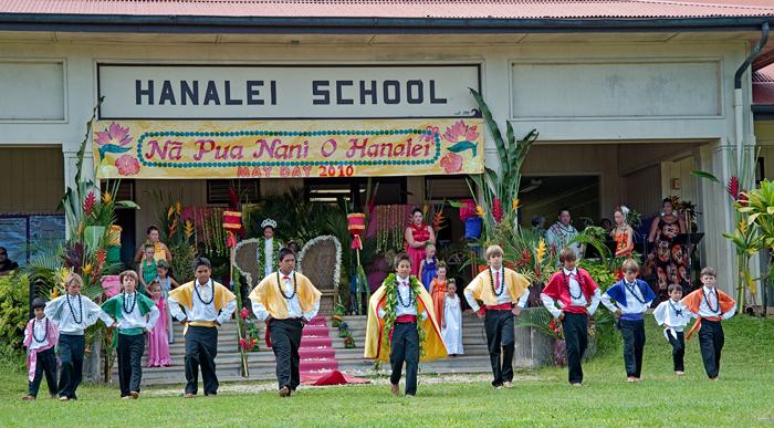 Hanalei School Hula