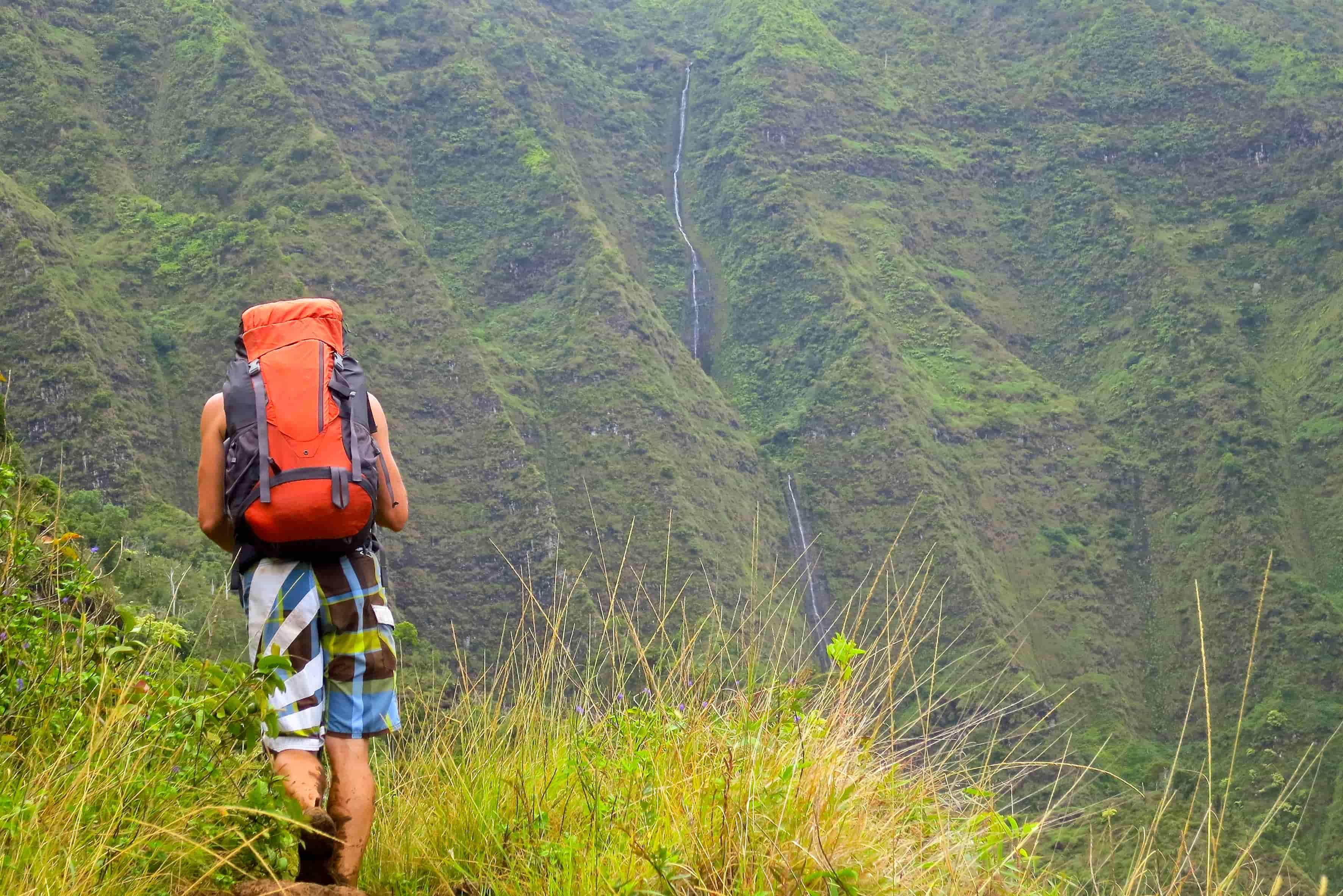 Kalalau trail hike