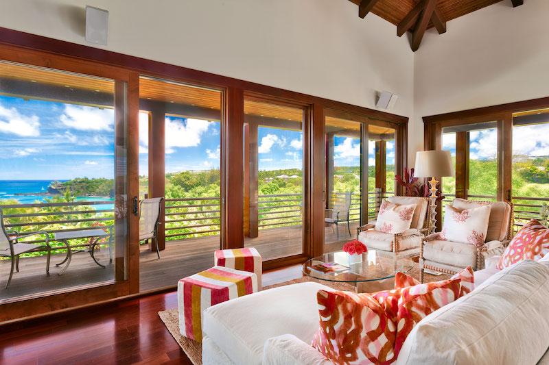Ikena Lani Kauai Vacation Rental Views
