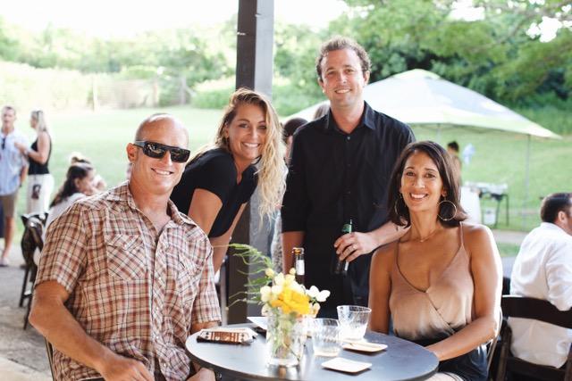 North shore Kauai events weddings