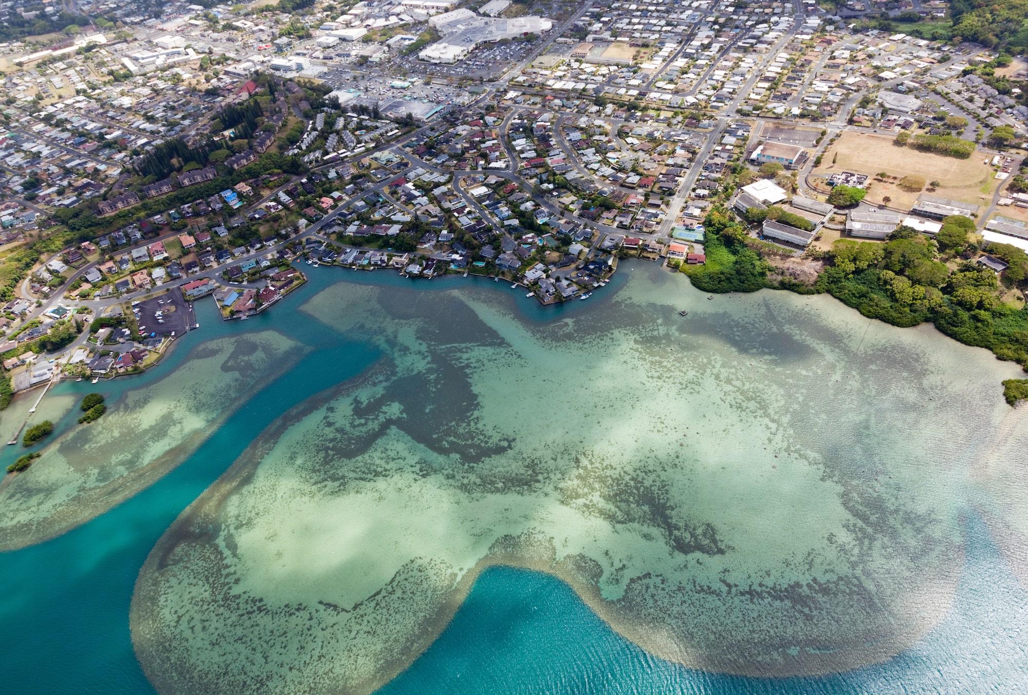 Kahaluu Oahu