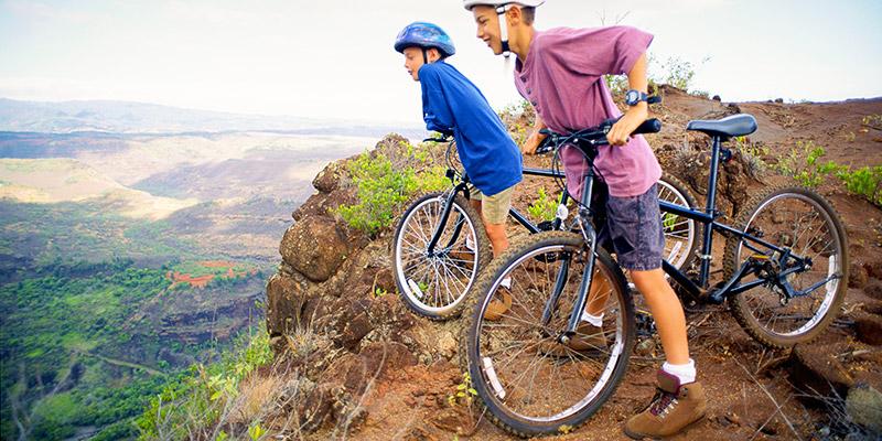 Kauai Bike Rentals