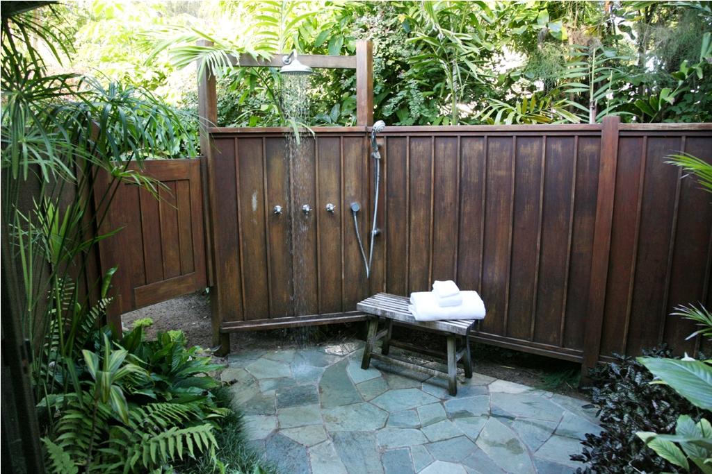 Lani Kai Outdoor Shower