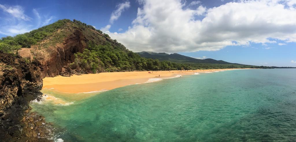 makena big beach maui hawaii