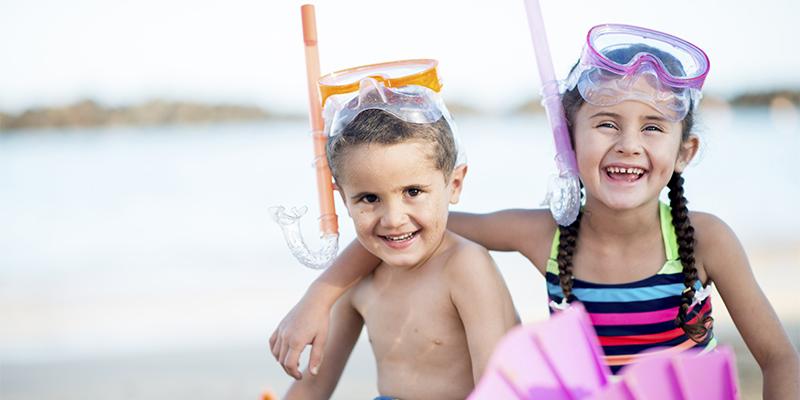 Maui Scuba Diving Kids