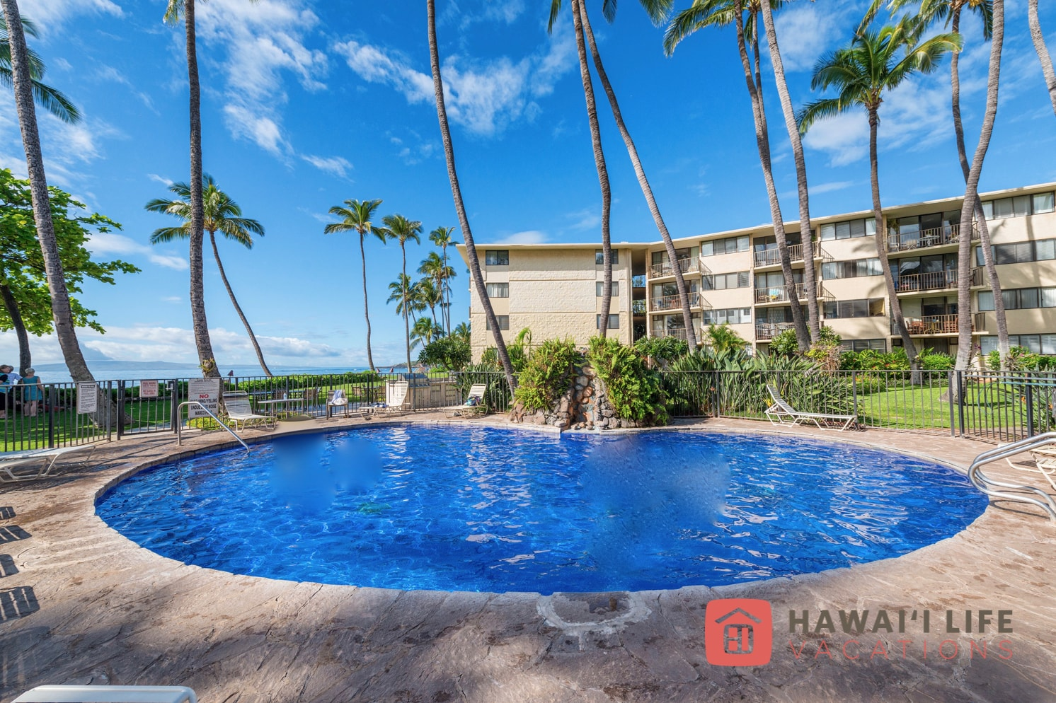 Kanai A Nalu Maui Vacation Rental - Pool