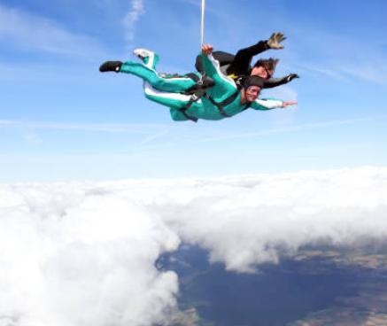 Hawaii Vacation Rental Home, Skydiving Oahu
