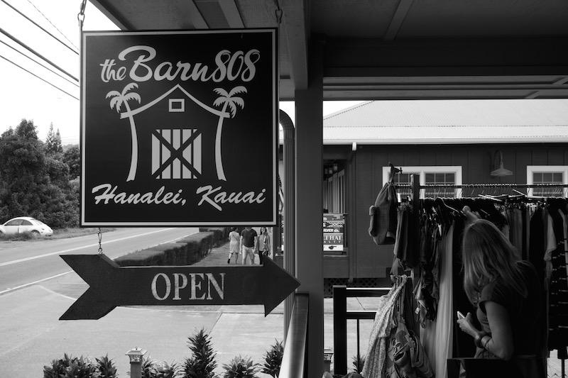 The Barn 808